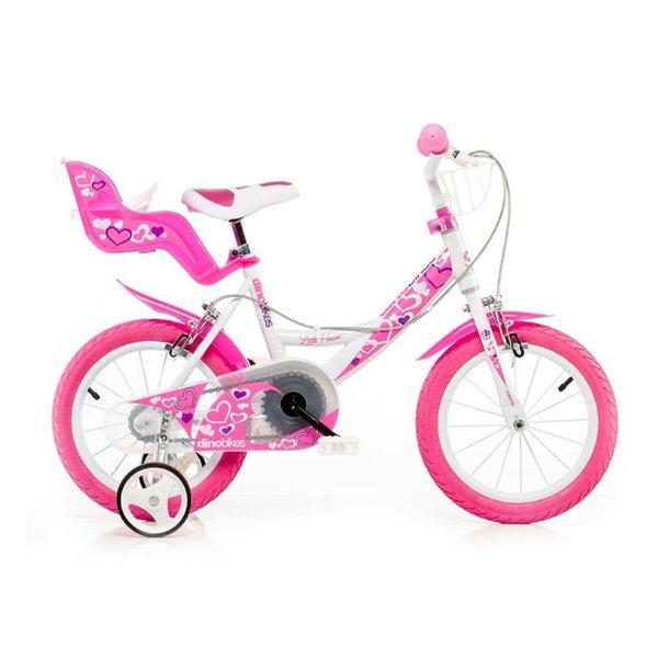 Детско колело Little Heart 14''